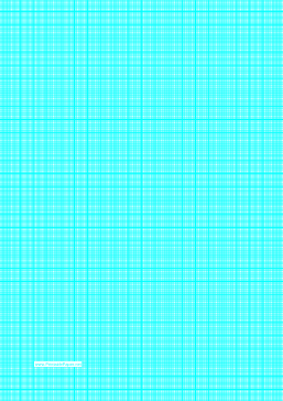 printable graph paper with one line per millimeter and