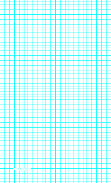 Printable Graph Paper With One Line Per 5 Millimeters And
