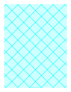 Grid Template For Quilting : Printable Graph Paper for Quilting with 9 Lines per inch and heavy index lines
